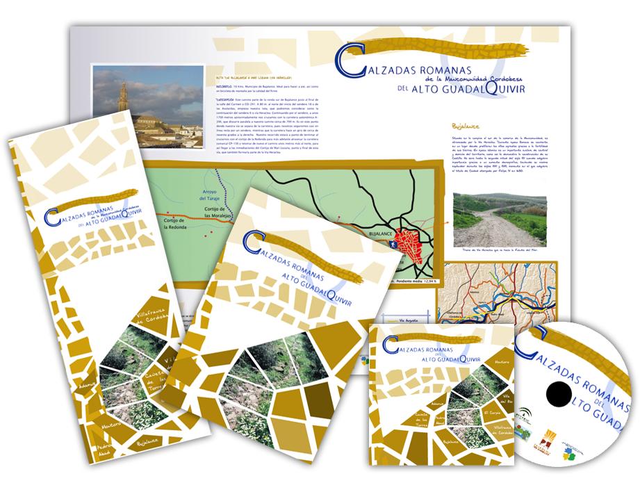 Proyecto Calzadas Romanas